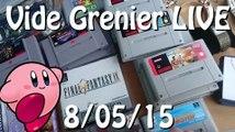 Vide Grenier LIVE - 8 Mai 2015