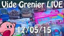 Vide Grenier LIVE - 17 Mai 2015