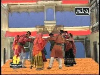 Gujarati Song - Aabhma Zhini Zhabuke Vijdi - Mahudo
