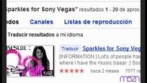 Sony Vegas Tutorial #2 (Basico) // Sparkles|Pant/Crop|Texto & Transiciones