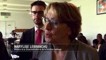 ITW Ministre de la Fonction publique à Sarcelles