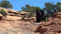 Jeep Wrangler JK 4x4 adventure Metal Masher off road Moab
