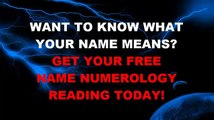 Free Numerology Calculator - Numerology Software - video dailymotion