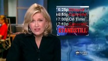 New York Shuts Down For Hurricane Irene: Travelers Should Expect Delays With Airlines (08.26.2011)