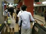MTR Mong Kok Station