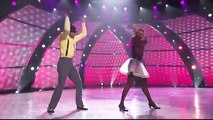 SYTYCD Sasha Mallory & Ricky Waacking! 8 3 11 So You Think You Can Dance