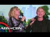 Ellen Degeneres, Kristin belt out 'Let It Go'