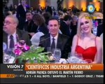 """Visión Siete: Martín Fierro: """"Científicos Industria Argentina"""""""