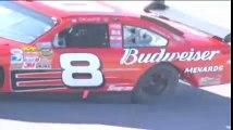 Jeff Green Spins Dale Earnhardt Jr. 2007 Richmond