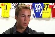 Mario Götze - So wirst du ein guter Fußball Spieler