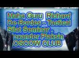 HARDCORE SILAT ! Maha Guru De-Bordes in Moscow! LUMPAT HARIMAU