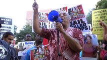 """NYC EMERGENCY PROTEST: Charles Barron """"We will Not be to Blame for EXPLOSION in NYC!"""""""