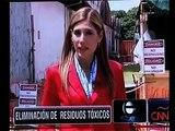 Eliminación de Plaguicidas Obsoletos- Entrevista Representante de la FAO en Paraguay CNN
