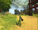 GuildWars: Dance of other Dimensions - Exhumana