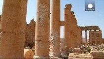 """Древняя Пальмира в руках боевиков """"Исламского государства"""""""