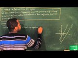 Seconde / Equations de droites - Systèmes linéaires / Théorème 4 (droites parallèles)