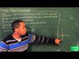 AFA / Equations de droites - Systèmes linéaires / Droites parallèles à l'axe des ordonnées