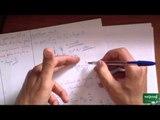 le champ créé par un fil infini en utilisant la méthode directe puis le théorème de Gauss-part2