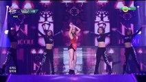 K POP Nicole (니콜) - MAMA (마마) 150423