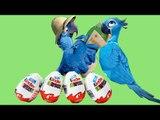 Magic Kinder - Jajka niespodzianki - Baw się z nami