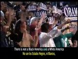 Obama en Español - Barack Introduction (Spanish captions)