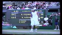 Rafael Nadal vs Roger Federer 2008 Wimbledon final unique commentary 2