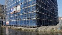 Ursem Modulaire Bouwsystemen  - hoogste modulaire gebouw van Nederland