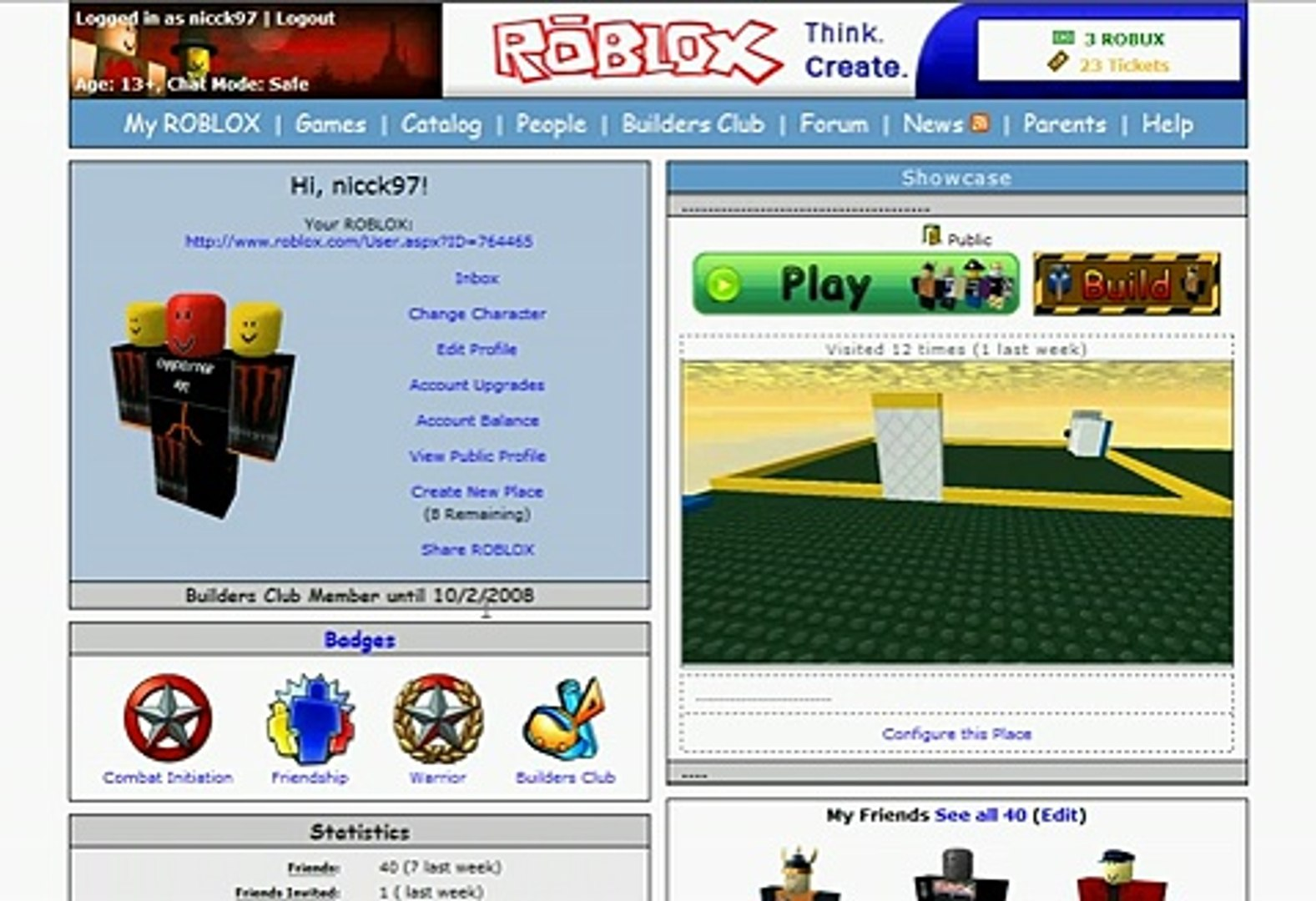 How to get easy tix in 2 minutes on roblox!