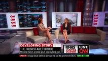 Hala Gorani on CNN Newsroom - October 21, 2010