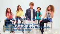 The Black Eyed Peas - My Humps (MattyBRaps ft Haschak Sisters) (Lyrics on video)