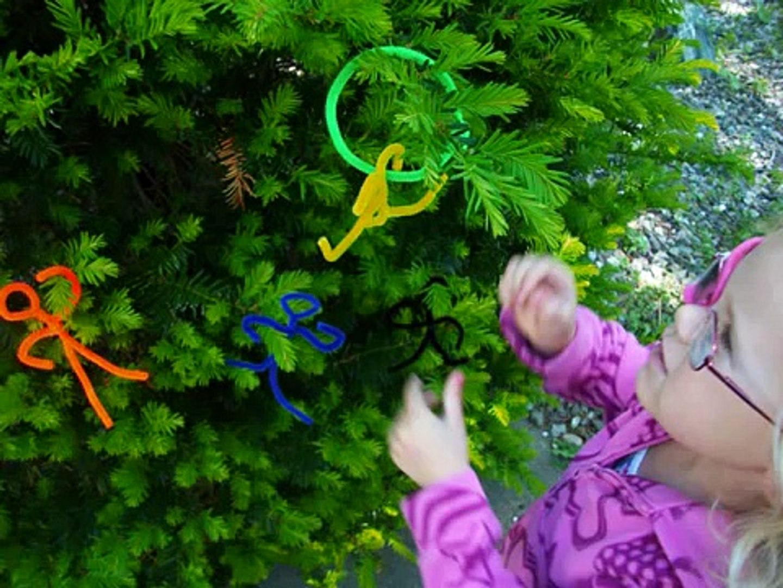 Fine Motor and Gross Motor Activity - Tree House Kids