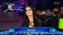 Paige, Naomi, Tamina & Nikki Bella Segment