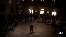 """Klaus takes on Marcel & becomes """"King"""" (Marcel pledges his allegiance to Klaus)"""