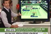 HSN Wii Tennis Fail on Live Tv
