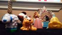 Princess MICHELLE and Her Animals! Dog, LIONS, GIRAFFE!!! Fun For Kids!!! Story time!!