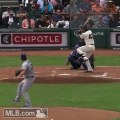 Bum becomes the first pitcher to ever homer off of Clayton Kershaw #MLB