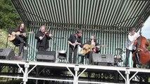 Chorda Trio, concert du 17 mai 2015, à St Berthevin (53) - extrait : bœuf avec Philippe Martineau, clarinettiste.