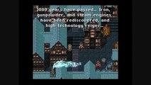 Final Fantasy III [SNES] - Intro