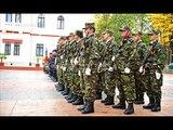 Corul Armatei Române- Treceţi batalioane române Carpaţii