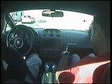 Fredo en LAMBORGHINI GALLARDO GT DRIVE circuit NIMES LEDENON le 15 Aout