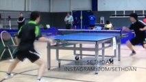 Best Rallys & Trickshots Amateur Table Tennis Compilation January 2015    TT-Helden
