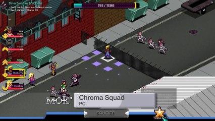 Análise de Chroma Squad