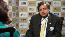 Shashi Tharoor, Minister of State for Human Resource Development