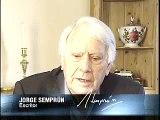 Jorge Semprún felicita al Rey en su 70 cumpleaños