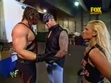 WWF Raw Is War (2001) The Undertaker And Kane In The Parking Lot  Talking About DDP's Shrine