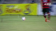 Confira os gols da vitória do Campinense por 2 a 0 sobre o Auto Esporte, no Campeonato Paraibano