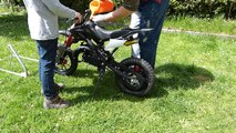 Pocketbike Leon's Bike