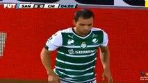 1st chance - Santos Laguna vs Chivas 21.05.2015