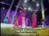 Miss Peru Mundo 2006: Despedida de Miss Peru Mundo 2005