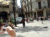 Bob Marley - I want to love you - amazing man, amazing voice, amazing day, amazing Barcelona.